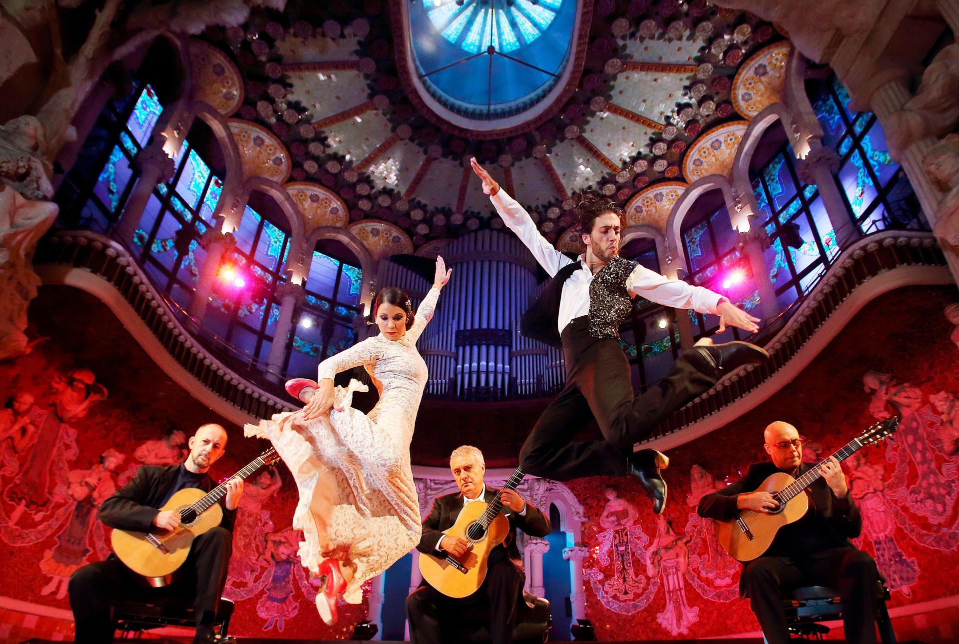 Barcelona Guitar Trio al Palau de la Música Catalana