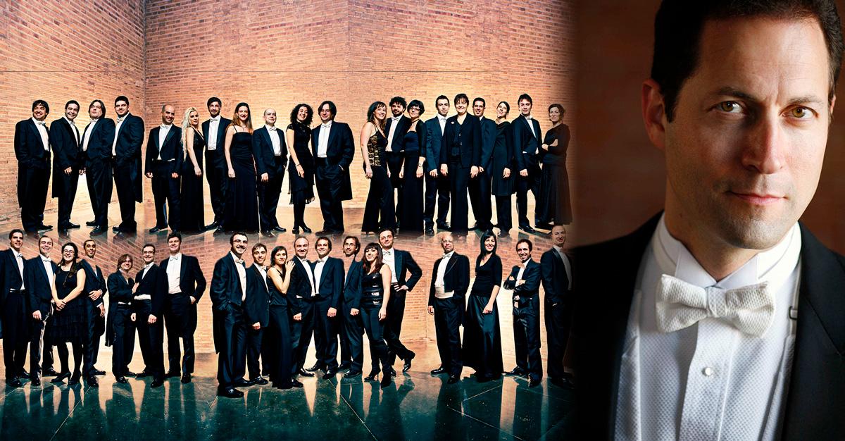 Lawrence Golan amb l'Orquestra Camerata XXI - Ciutat de Reus