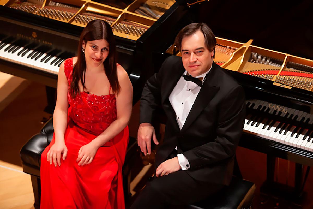 Fabio i Gisele Witkowski