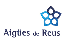 Logo Aigües de Reus