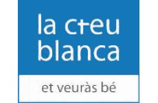 Logo Creu Blanca